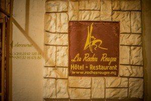 Hôtel Les Roches Rouges - séjour, vacances à Majunga