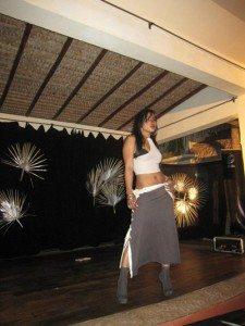 La soirée tendances show du 10 septembre dernier à l'hôtel Les Roches Rouges