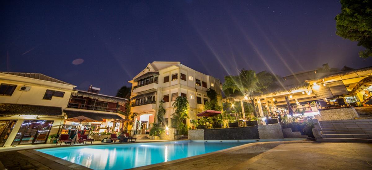 vacances Majunga : Hôtel Les Roches Rouges à Majunga